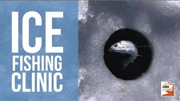 Monticello Ice Fishing Clinic