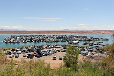 Over 2,700 boats inspected at Lake Powell over Labor Day weekend to prevent spread of quagga mussels