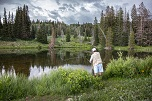 July 4 holiday a perfect time to fish mountain lakes and moving water