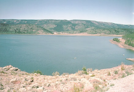 Johnson Valley          Reservoir