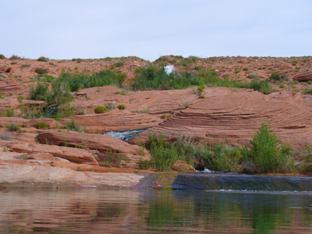 Decontamination Order Lifted at Sand Hollow Reservoir